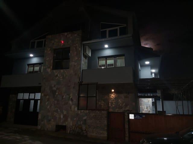Hostel & Apartments Academy