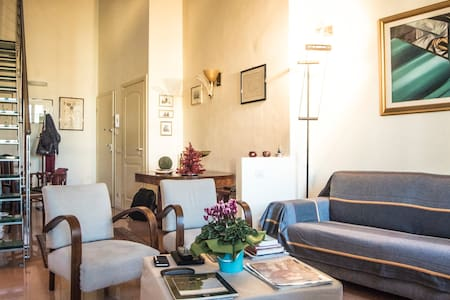 CASA LE MURA (with AC and lift next to parking) - Lucca