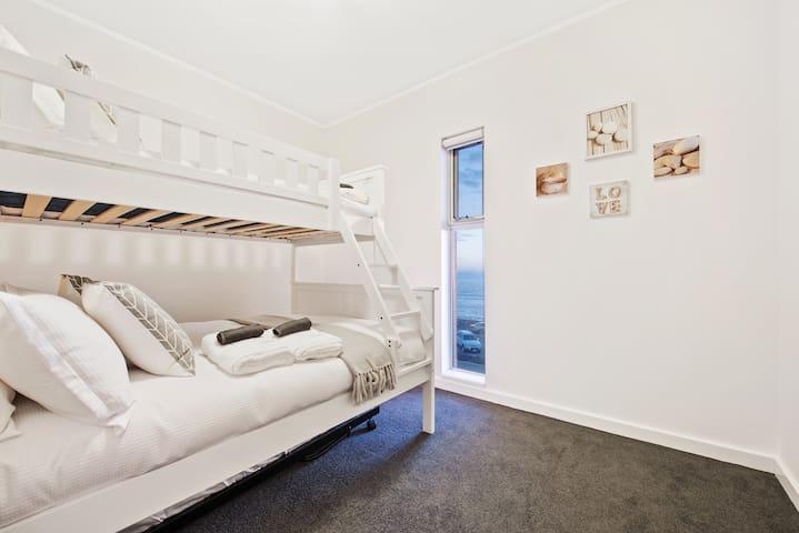 3 rd  Bedroom sleeps up to 4