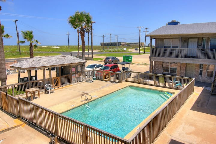 Waterfront condo w/ shared boat slip & dock - only moments away from the beach