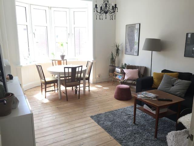 Cozy apartment in center of Aalborg