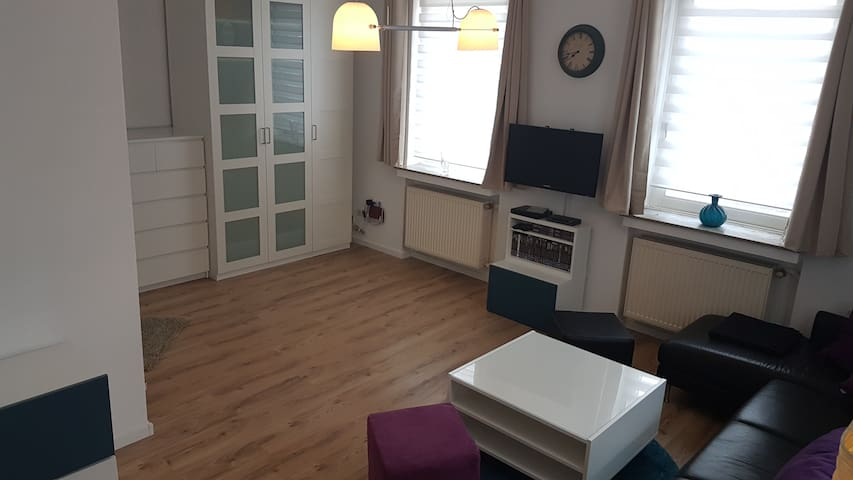 Appartement 50m², zentral, Messe - Bad Salzuflen