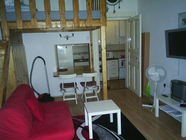 Hemmer Apartman - Budapest - Lägenhet