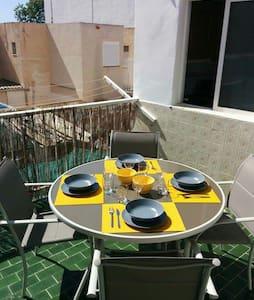 Appartement duplex 120 m² proche de la mer - Los Nietos - Apartamento