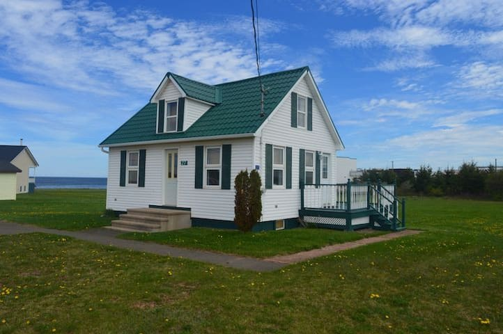 Ocean view charm in the heart of the Maritimes