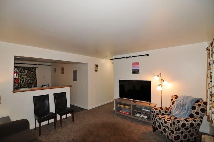 Bridger Apartment, 3-bed 1-bath