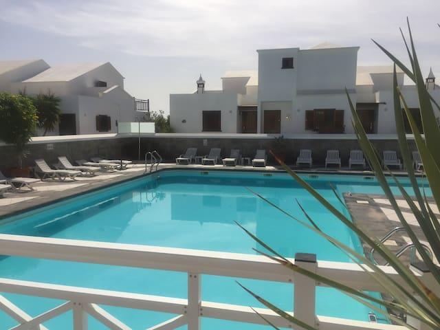 Heerlijk appartement aan zee, Wifi, Apple TV - Playa Honda - Apartment