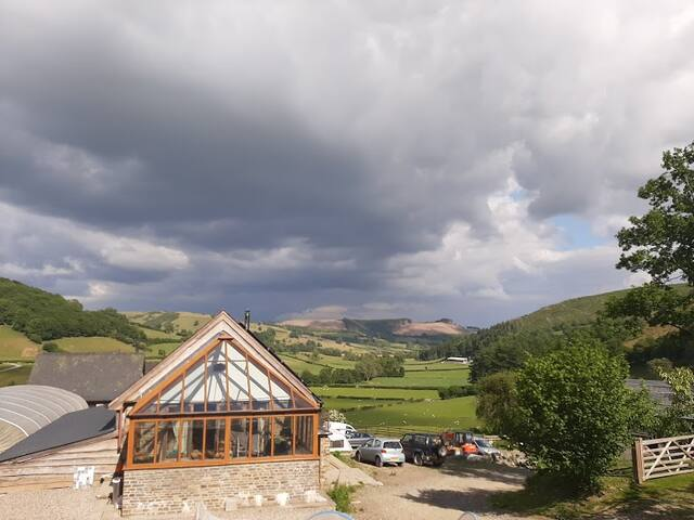 Nirvana in Mid-Wales