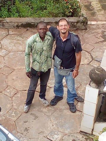 Diallo Guest House 4, Nongo Stade