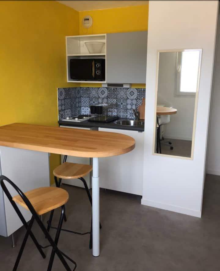 Studio meublé centre chambery