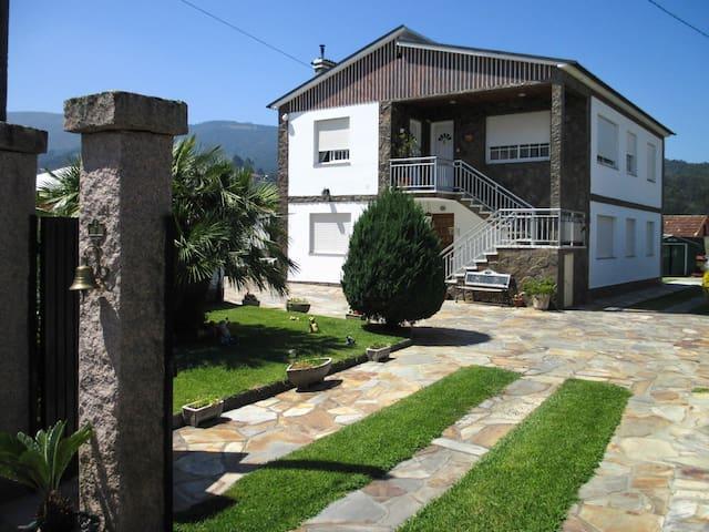 Casa Tranquila a 10 minutos de Bayona - Baiona - House