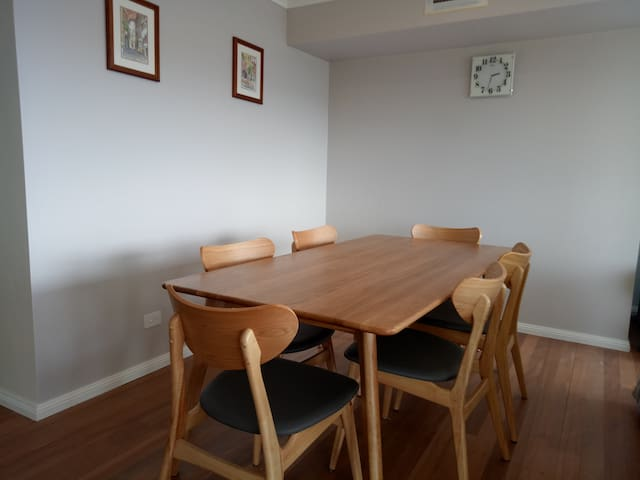 Shared Dining Area