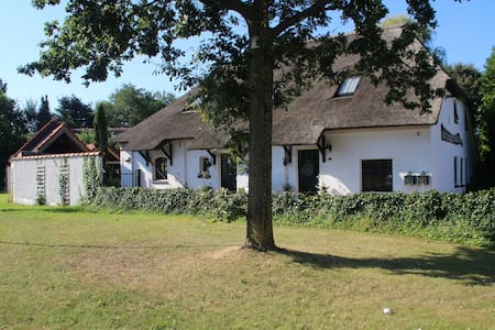 2 Person room Luxury characteristic Farm House - Wijchen - Bed & Breakfast