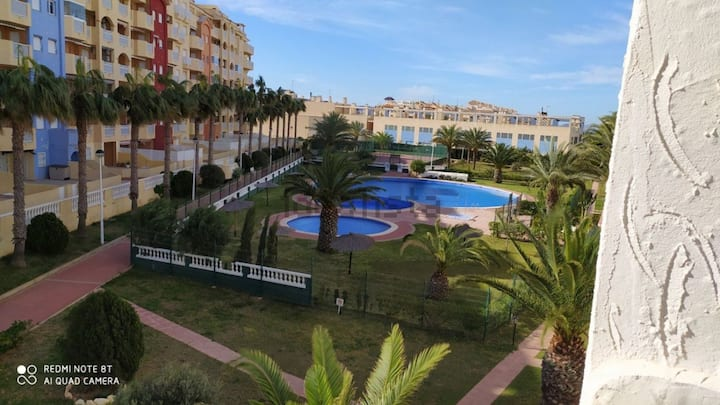 Appartement in Playa de las Gaviotas-El Pedrucho