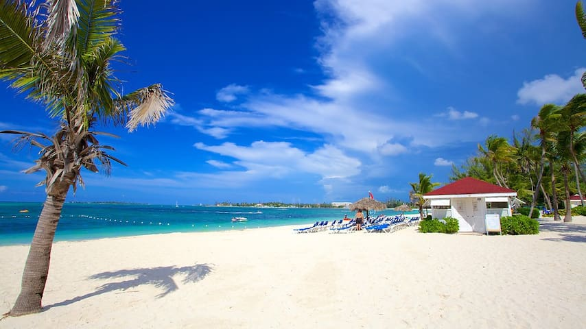 NASSAU • LUXURY STUDIO • CABLE BEACH • FREE WiFi - Nassau - Byt