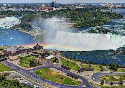 Charming place near Niagara Falls - Thorold - Huis