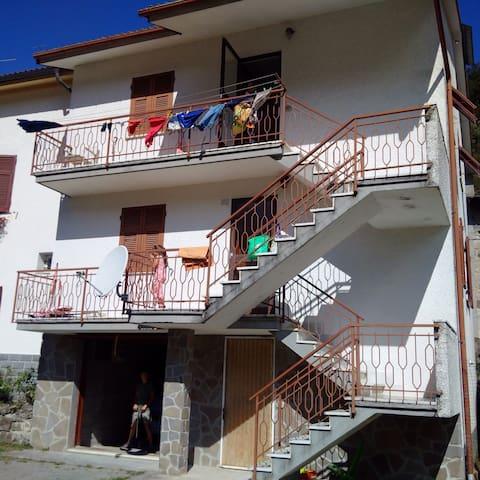 Casa vacanze Val d'Aveto - Sbarbari - Ev