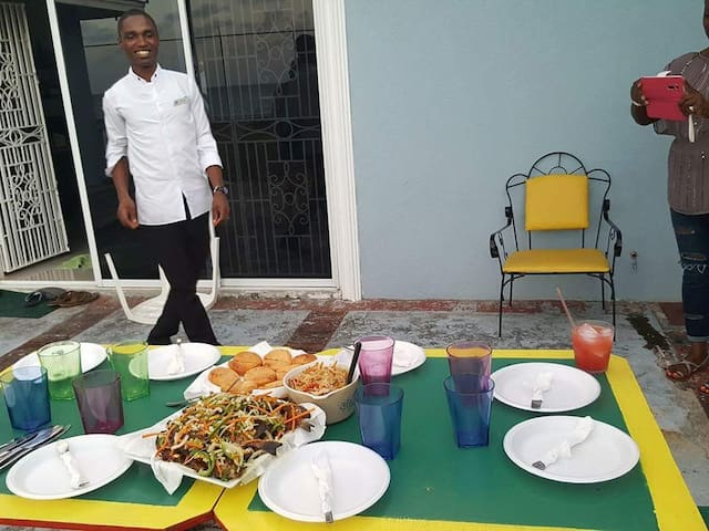 Private chef on call for your special event