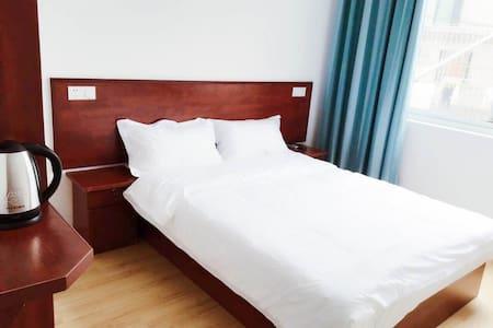 温馨家园酒店公寓大床01 - Condominium
