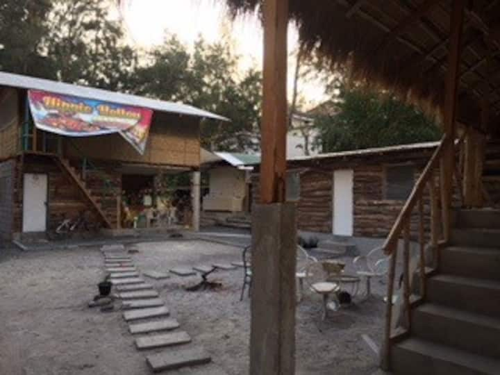 Hippie Hollow Hostel (Shared AC Cabin for 12 PAX)
