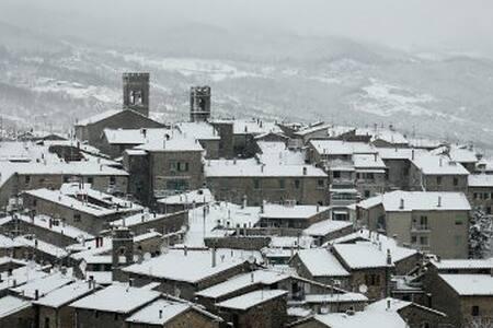 Grazioso  appartamento in centro - Abbadia San Salvatore