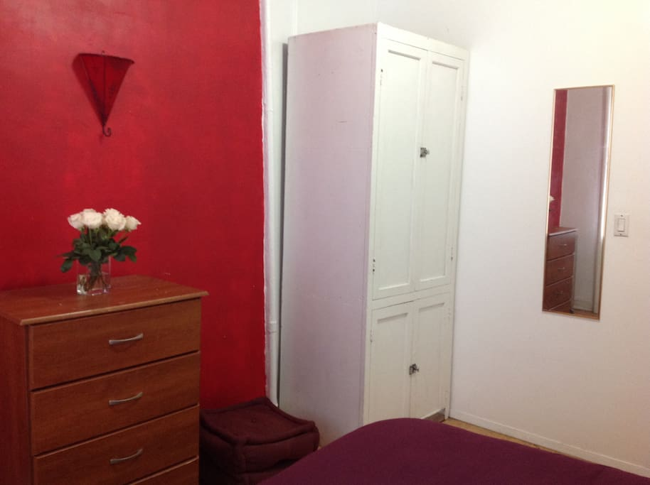 It's a Red Room!