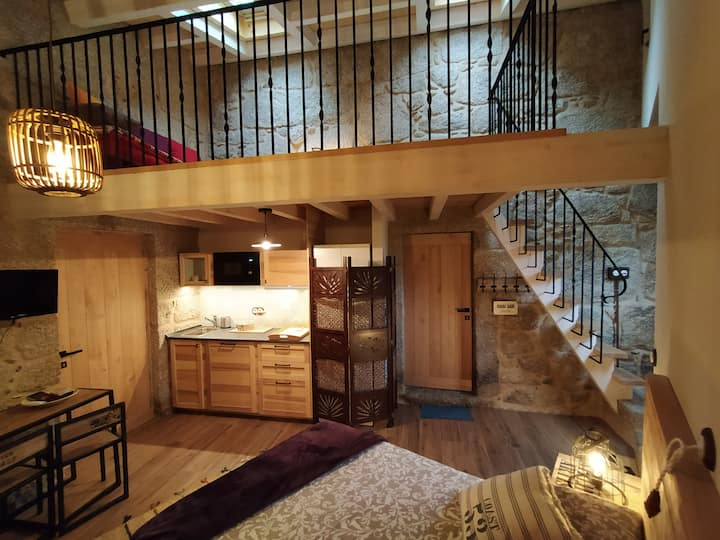 OLardoMar - Loft Stella (antiguo pajar)