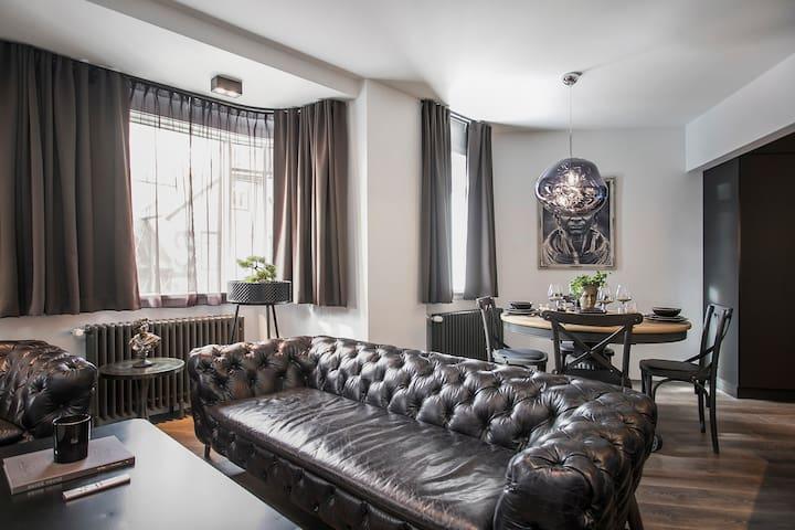 Luxury Design Apt Skólavörðustígur 1a - 2nd floor