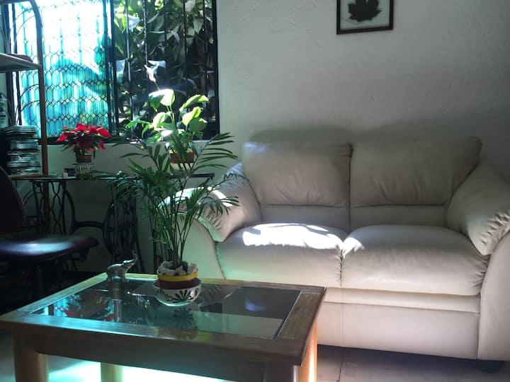 Bonito Departamento completo en Cuernavaca