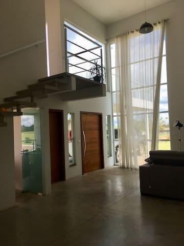 Casa Nova em Condominio Boituva