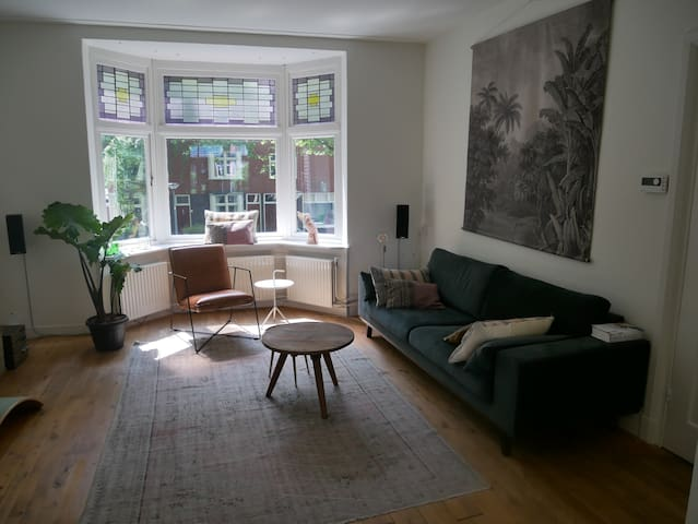 Ruime/stijlvolle woning op loopafstand van centrum