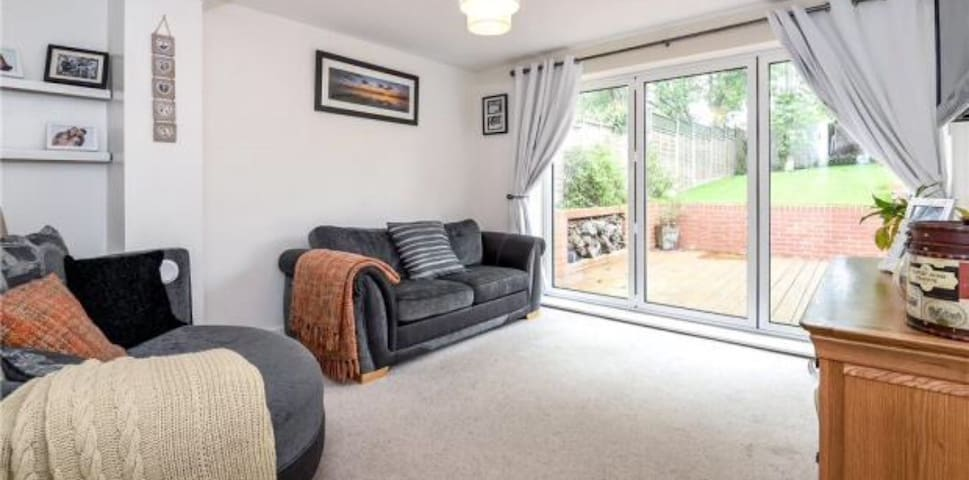 Modern family friendly bungalow - Wargrave - (ukendt)