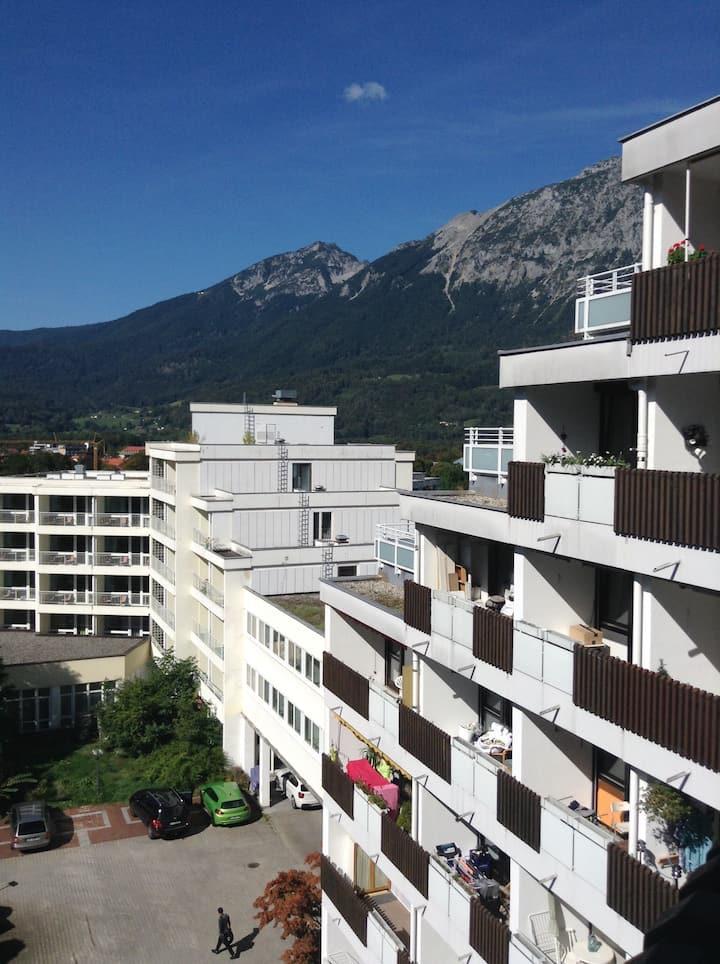 Hübsches 1 Zimmer Balkonapartment 7152