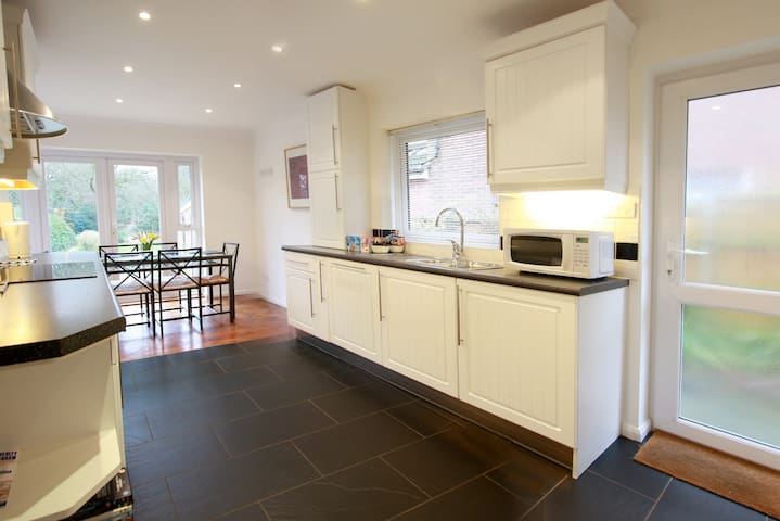 Abacus B&B-Twin room with guests' kitchen - Blackwater - Bed & Breakfast