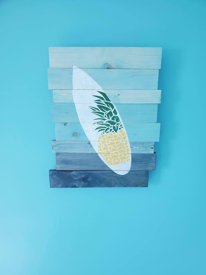 Beach pad