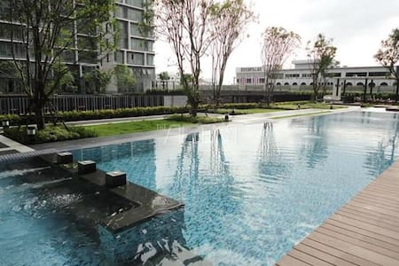 1min walk to Bts On Nut nice studio - bangkok