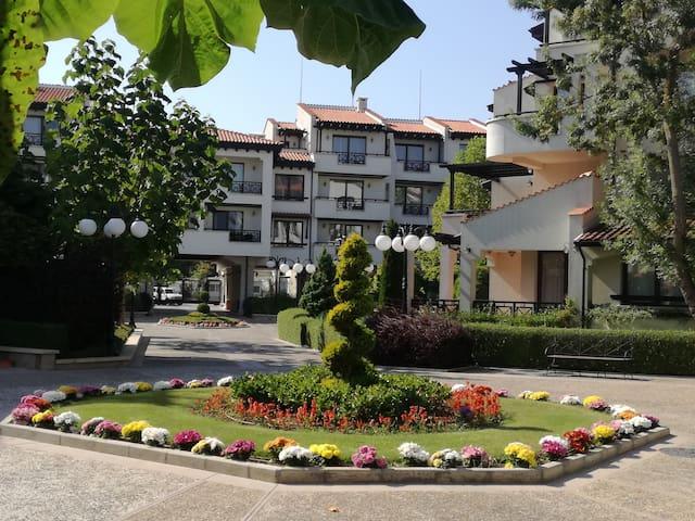 Комплекс Oasis Resort&Spa