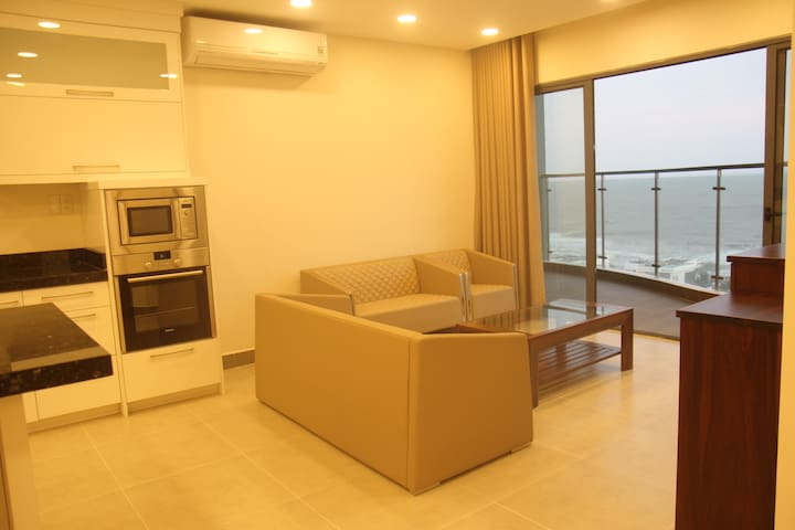 #Oceanview apartment #BS9.06 for family vacation - Vũng Tàu