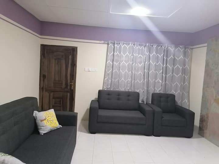 Fully Furnished and Serviced home away from home