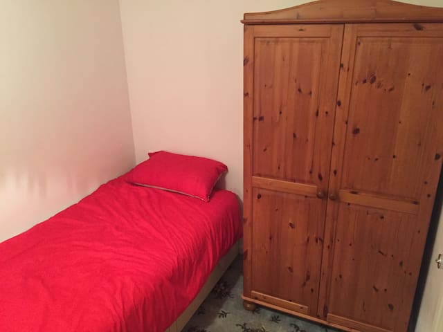 Room available in professional tidy home