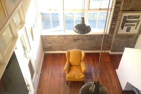 Central Chippendale loft apartment - Chippendale - Loft