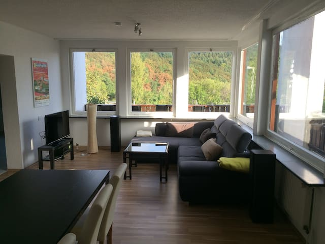 Apartments within the Nordschleife, 4 bedrooms!(1) - Quiddelbach - Apartemen