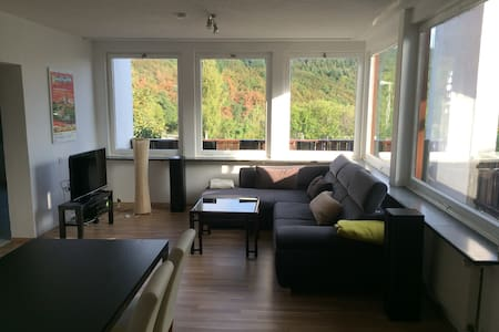 Apartments within the Nordschleife, 4 bedrooms!(1) - Quiddelbach - Wohnung