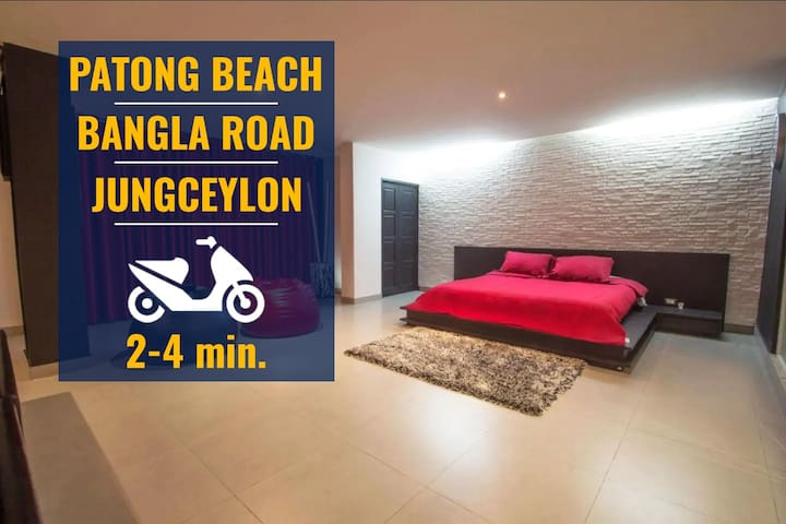 ✅Great studio apartment in Patong! Cheap!