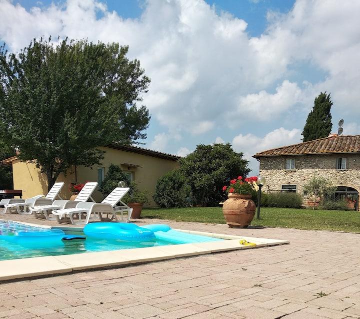 Casa Toscana con vista sul Mugello 3