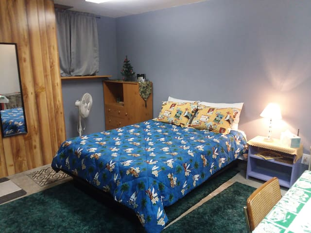 Liberty Vacation Rentals - Basement Studio