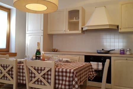 Appartamento Mugo - Lago di Alleghe - Provincia di Belluno - アパート