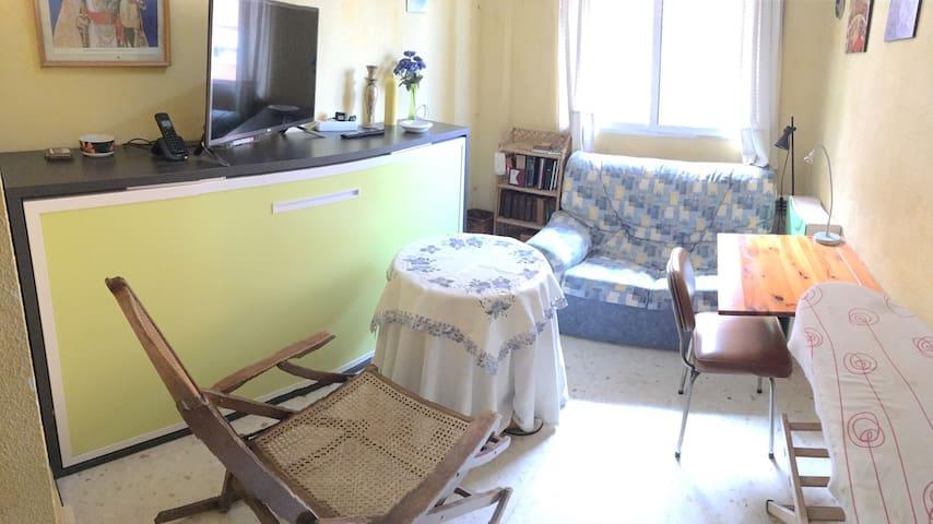 Habitación con todos los servicios - Murcia