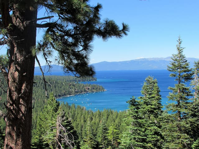 STUNNING Panoramic views of Rubicon Bay! private beach, pier access
