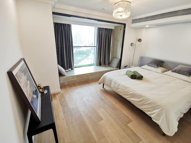 公寓一层-卧室1 / room 1 / комната 1